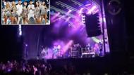 Joana Sainz'in karnına havai fişek saplandı: Konser verirken öldü