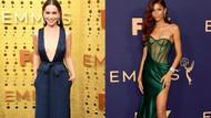 71. Emmy Ödülleri'nde kırmızı halı şıklığı