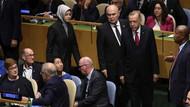 Erdoğan darbeci Sisi'yi görünce salona girmedi