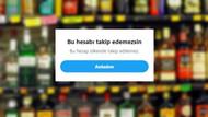 Sosyal medyada garip alkol yasağı! Twitter ve Instagram'da alkol firmalarını takip etmek engellendi