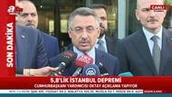 Fuat Oktay'dan İmamoğlu'na tepki: Kanal kanal dolaşıp..
