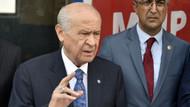 MHP lideri Bahçeli'den provokatörlere suç duyurusu