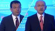İmamoğlu ve Kılıçdaroğlu'ndan Suriye mesajı