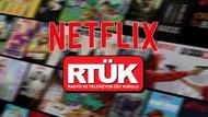 RTÜK sansürü devrede: Netflix açıklama yapacak