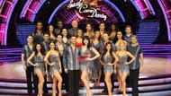Strictly Come Dancing'in birbirinden ünlü yarışmacıları
