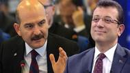 Süleyman Soylu'dan İmamoğlu'na tehdit: Pejmürde ederiz