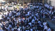 Çapa Tıp'ta deprem isyanı: Mezar taşı değil diploma