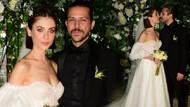 Oyuncu Fulya Zenginer ile Kuntay Tarık Evren evlendi