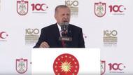 Erdoğan: Bir asır sonra tekrarlıyoruz ki, manda ve himaye asla kabul edilemez