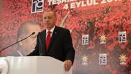 Erdoğan'dan Davutoğlu'na: Fitne tüccarı