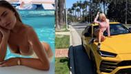 Instagram'ın zengin çocuklarının lüks yaz tatilleri