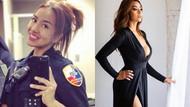 Almanya'da kadın polislerin instagram paylaşımlarına soruşturma