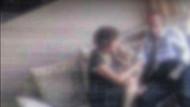 İnternetten tanıştığı adamı darp ettirip çıplak fotoğraflı şantaj yaptı
