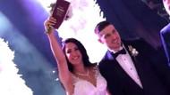 Survivor yarışmacısı Sahra Işık İdris Aybirdi ile evlendi