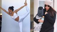 Meghan Markle jet-lagı yoga ile yendi