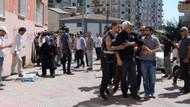 Diyarbakır'da HDP önündeki oturma eyleminde gerginlik
