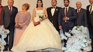 Drej Ali'nin oğlunun düğününe siyasiler ve şarkıcılar akın etti