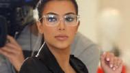 Kim'in plastik gözlükleri popüler oldu!