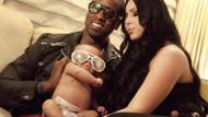 Kardashian'dan bebeği için 2 milyon dolar!