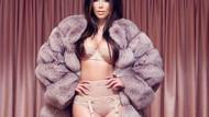 Kim Kardashian Arap dergisi için poz verdi!