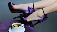 Yüksek topuklar, yüksek umutlar.. Kadınlara özel foto galeri!
