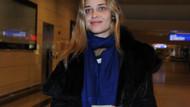 Ana Beatriz Barros defile için İstanbul'da!