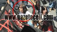 ZEYNEP ELİAÇIK 1 MAYIS MİTİNG FOTOĞRAFLARI!