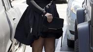 Kim Kardashian hamile kıyafetiyle olay oldu!