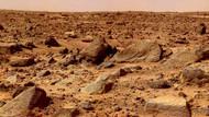 Mars'ta tatlı su gölü keşfedildi!