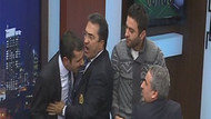 Mehmet Baransu, Adnan Aybaba'nın üzerine yürüdü!