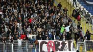 Beşiktaş tribünlerinden Altaylı'ya gönderme