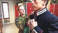 Kızlı erkekli koğuşlarda askerlik