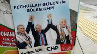 Fethullah Gülen'li CHP afişleri İzmir'i karıştırdı