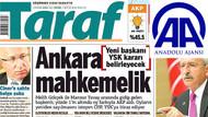 AA, Taraf ile tüm ticari ilişkisini kesti