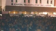 Kartal ilçe seçim kurulu AKP'yi reddetti!