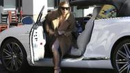 Kim Kardashian'ın araba kazası