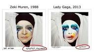 Lady Gaga Zeki Müren'i kopyaladı!