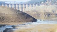 İstanbul'da barajlarda su kalmadı
