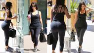 Kim Kardashian makyajsız görüntülendi