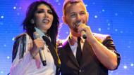 Hande Yener ve Berksan hayranlarını coşturdu