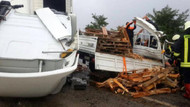 Isparta'da feci kaza: 4 ölü, 1 yaralı