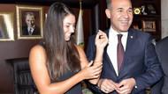 Şampiyon tenisçi İpek Soylu'ya altın bilezik