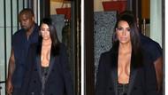 Kim Kardashian bu defa abarttı