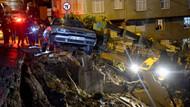 İstanbul'da gece yarısı fırtına kabusu