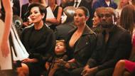 Kim Kardashian bebeğini kendisine benzetti