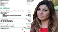 İki dizi indirdi 46 bin lira fatura geldi!