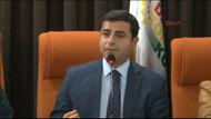 Demirtaş: Dün gece Öcalan'la görüştük...