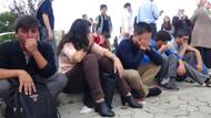 Esrarengiz koku 27 öğrenciyi hastanelik etti