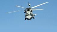 Düşen helikopterde 4 mürettebat şehit!