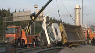 İstanbul'u felç eden kazada şaşırtan iddia!